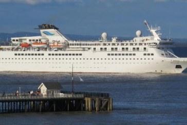 """El buque """"Voyager""""  será recibido por autoridades de Sectur y de Ahome"""