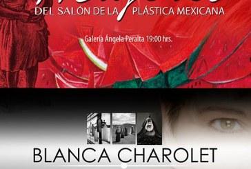"""Exposición """"Mujeres del Salón de la Plástica Mexicana"""