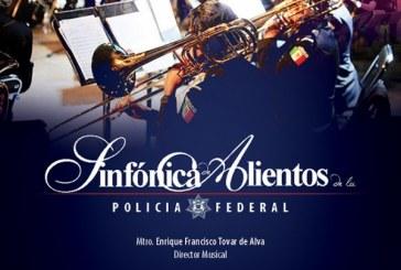 Sinfónica de Alientos de la Policía Federal