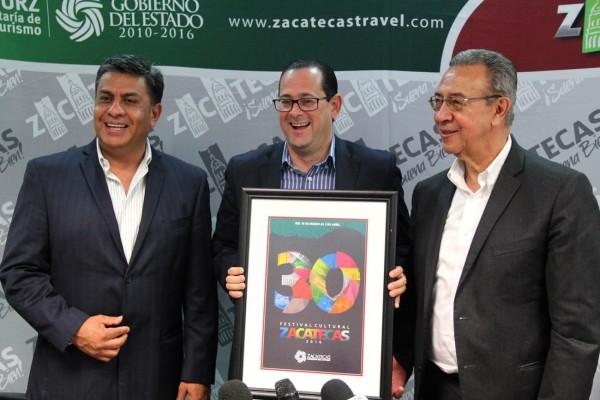 PRESENTAN EL FESTIVAL CULTURAL ZACATECAS (2)