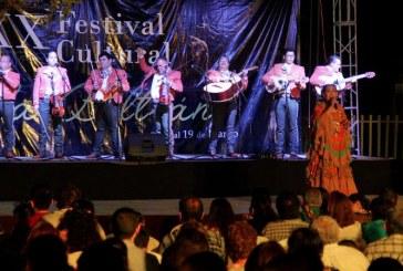 Cierra con éxito el XX Festival  de Lola Beltrán en El Rosario