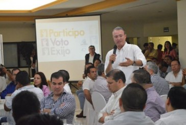 Sin Proyectos se Escapan Recursos Federales: Quirino