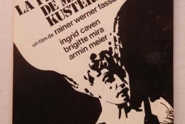"Este sábado, ""Mamá Kusters va al cielo"", en el Cinematógrafo"