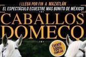 Espectáculo Caballos Domecq en Mazatlán