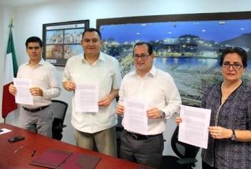 Sectur y Conalep signan convenio de colaboración