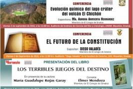 El Colegio de Sinaloa ofrecerá conferencias en Mazatlán