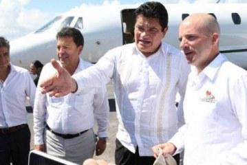 Visita Sinaloa el Director General de Pemex