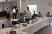 Acuerdan  sumar esfuerzos por Mazatlán