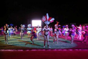 fiesta beisbolera en Mazatlán