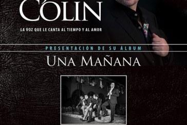 Juan Colin en el TAP