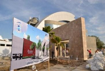 Remodelación de Acuario Mazatlán