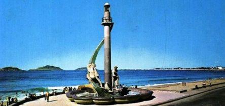 El Monumento al Pescador ícono de Mazatlán
