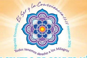 Encuentro El Ser y la Consciencia 2016