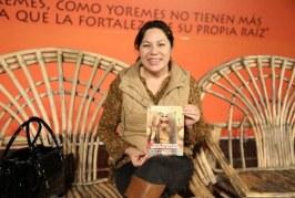 Está viva la cultura yoreme dice  Mireya López