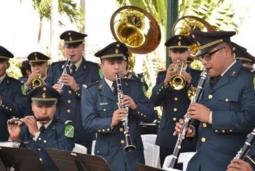 Sinfónica de la III Región Militar  en Plazuela República