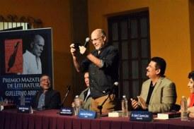 Ganar el Premio Mazatlán de Literatura es como ganar una Copa Mundial