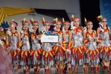Baile Infantil del Carnaval 2017