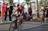 Martínez y Romero los Reyes del Gran Triatlon