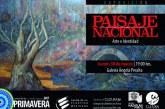 """Exposición """"Paisaje Nacional"""""""