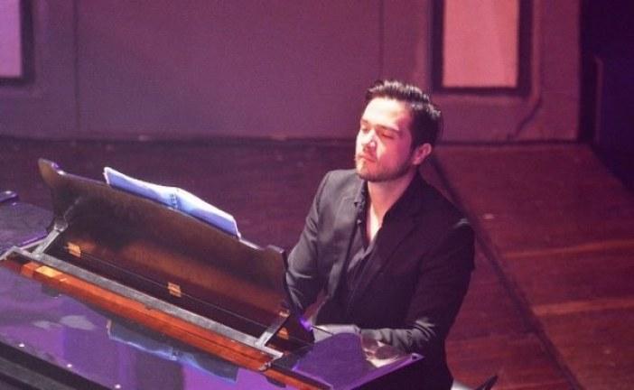 Karla Centeno y Sergio Freeman en concierto