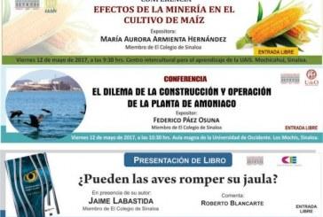 Colegio de Sinaloa Ofrece Conferencias