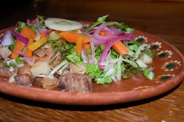Gastronomia Sinaloense 2017