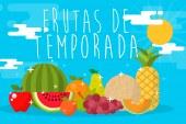 <center>Temporada de Frutas ropicales</center>