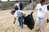 Realizan SECTUR, Ayuntamiento y Grupo Modelo, limpieza de playas