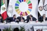 Quirino Ordaz vicecoordinador de la Agenda 2030