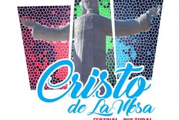 Celebrarán el 12 aniversario de El Cristo de La Mesa