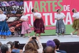 Danzas de México en el último M