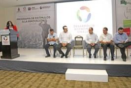 <center>Programa de Estímulos a la Innovación 2018: Anuncia Sedeco Sinaloa</center>