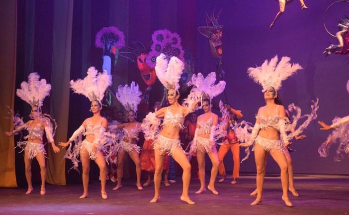 <center>Bienvenidos a Patasalada: ¡El circo de los talentos!</center>