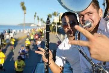 Música sinaloense presente en el Gran Maratón Pacífico