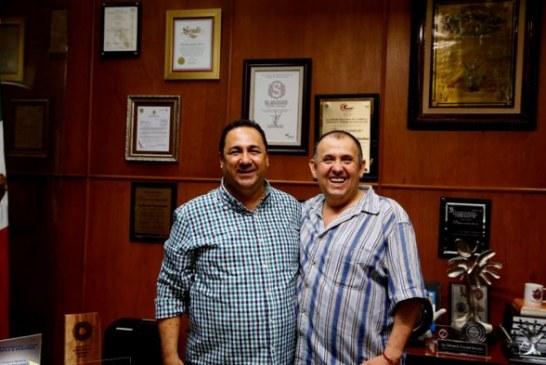Orgullosamente de la colonia Juárez: Manfredo Schmidt