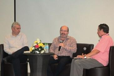 <center>El Turismo de Reuniones una gran oportunidad para Mazatlán: Eduardo Chaillo</center>