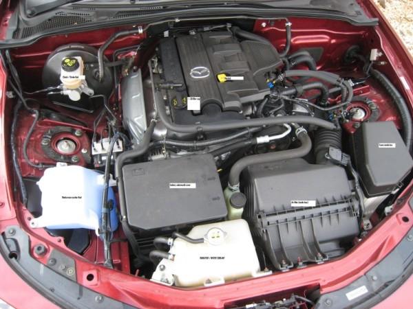 2000 Mazda 626 Valve Cover