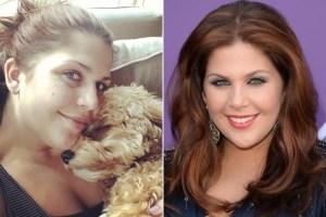 Shocking Photos of Hot Celebrities Without Makeup