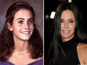 Shocking Photos of Hot Celebrities Without Makeup