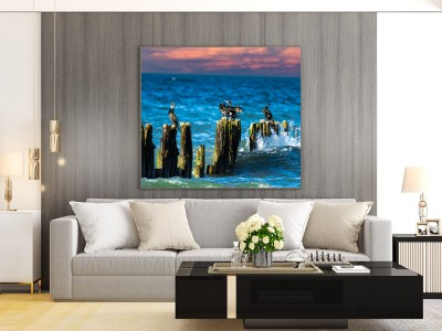 Wandbilder - Landschaftsfotografie- Mazelle Kreativ Studio