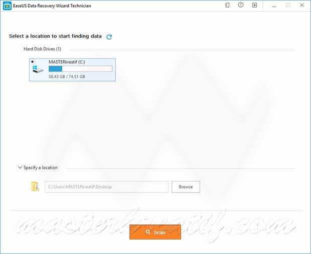 EaseUS Data Recovery Wizard Registration Code Full Version