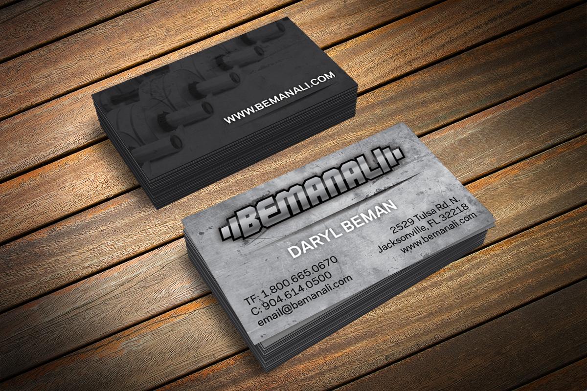 Business Cards - Mazziotti Design