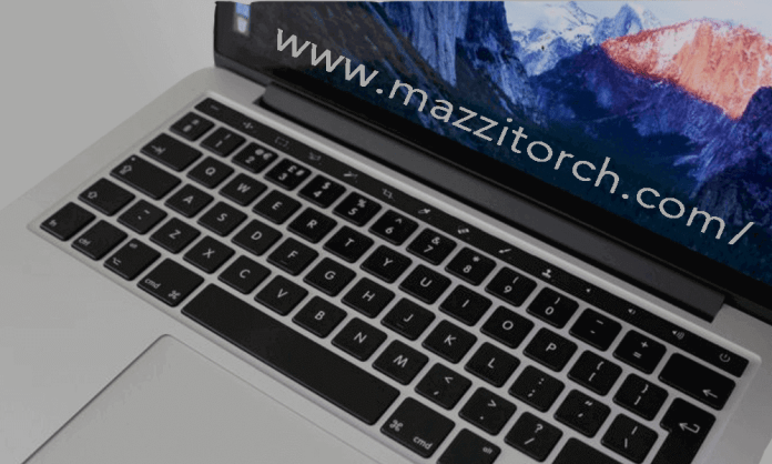 Apple macbook pro 2016 mazzitorch