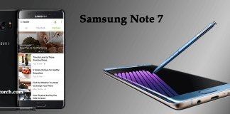 samsung galaxy note 7 mazzitorch