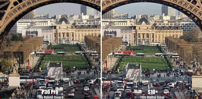 p30 vs s10 camera 10x zoom