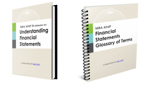 Two fer 10 minutes and glossary Financial Statements