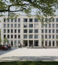 Gebäude Goethe Business School