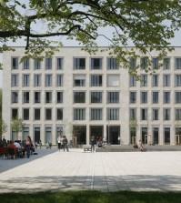 Gebäude Goethe Business School