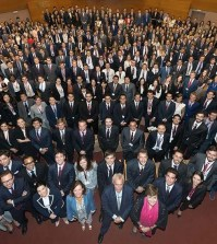 MBA-Studenten am IESE