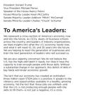 US-Schulen: Brandbrief an Trump 1